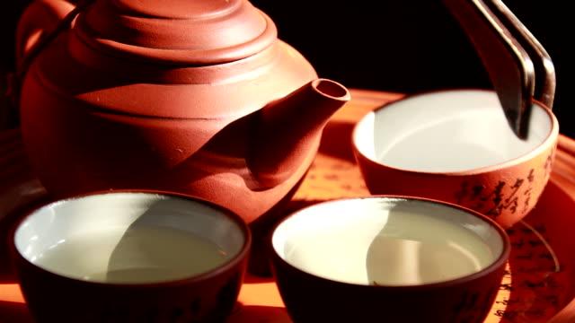 Chinese tea ceremony 4k resolution