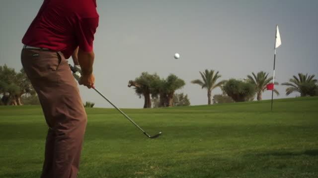 chip - golf stock-videos und b-roll-filmmaterial