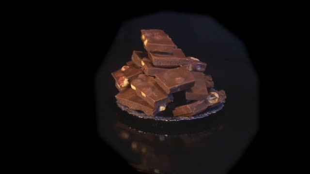 Chocolate  indulgence stock videos & royalty-free footage