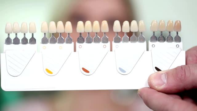 Choose white of teeth video