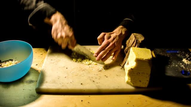 Chopped butter video
