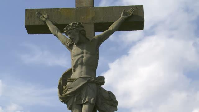 HD Christ Cross (Time Lapse) video