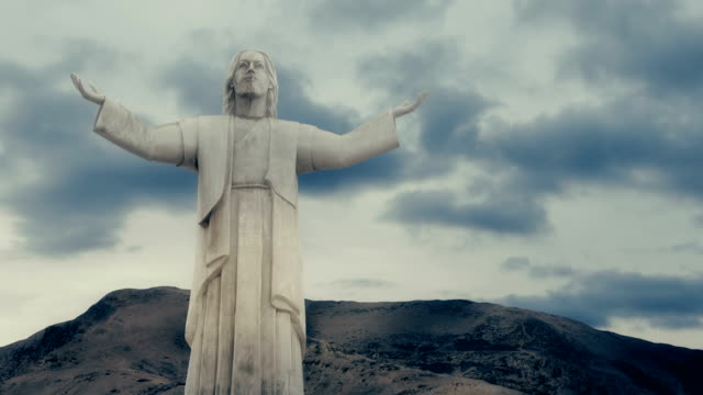 Christ of the pacific monument video