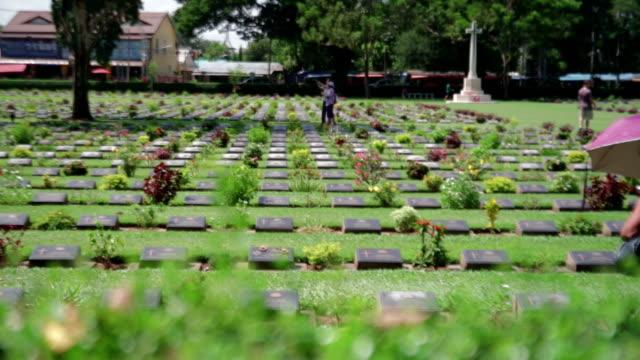 Christian cemeteries video