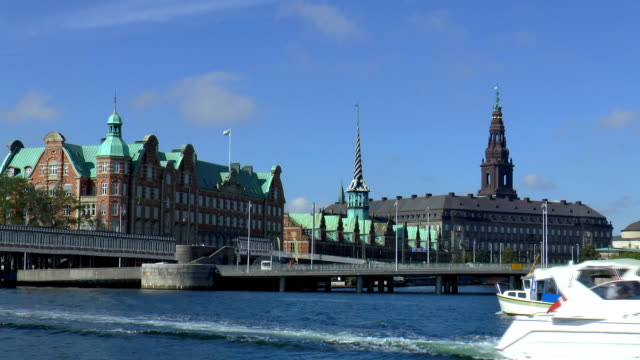 Christiansborg Palace - Copenhagen, Denmark video