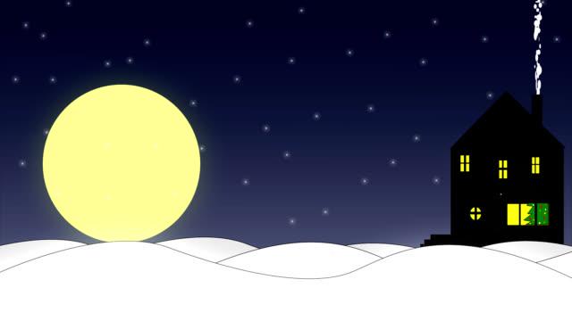 Christmas Animation video