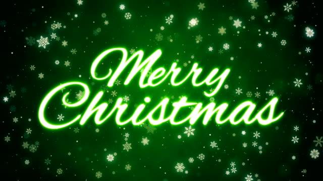 Weihnachten Hintergrund | Endlos wiederholbar – Video