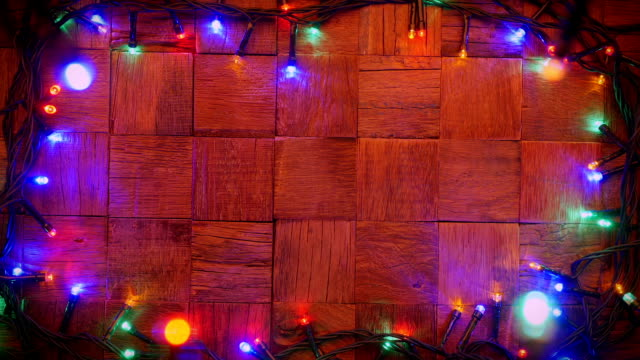 Christmas background. video