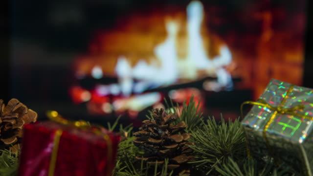 Backround de Navidad - vídeo