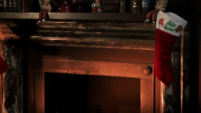 Christmas candels video