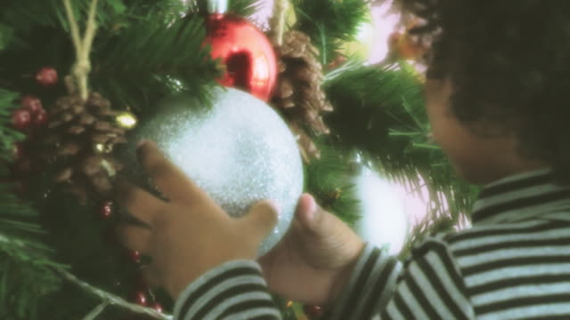 weihnachtstag - baby party stock-videos und b-roll-filmmaterial