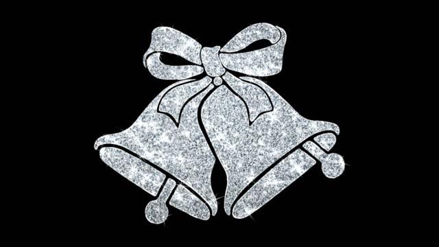 クリスマス要素 - アイコン プレゼント点の映像素材/bロール