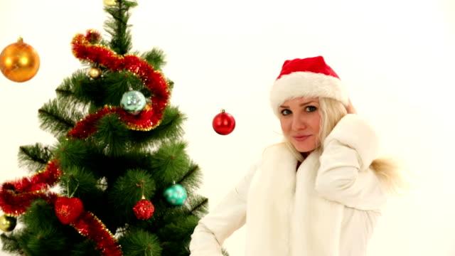 рождество эмоции - юбка стоковые видео и кадры b-roll