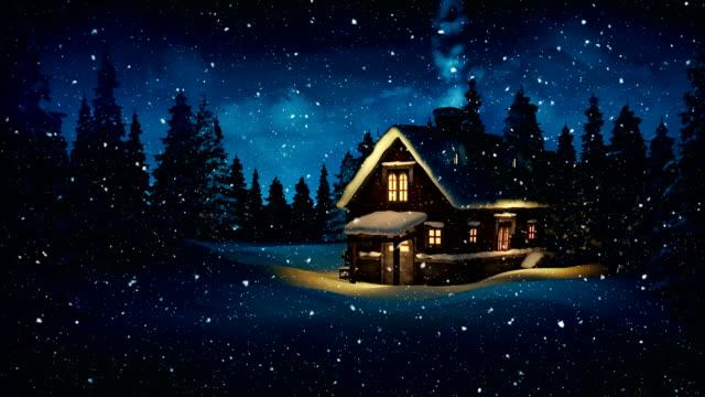 Christmas Eve | Loopable - 4K