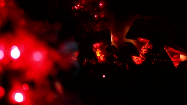 Christmas Fireplace video
