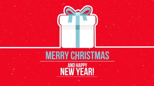 christmas greetings шаблон-добавьте свои тексты и логотипом - christmas background стоковые видео и кадры b-roll