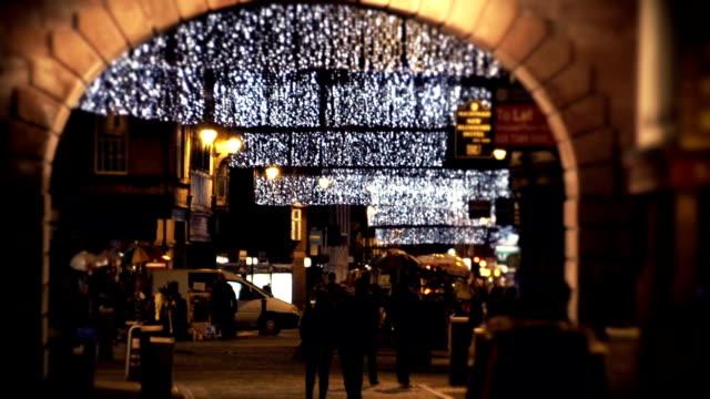 Christmas High Street video