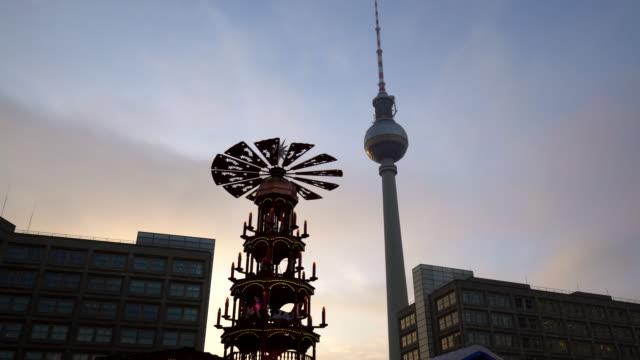 Christmas in Berlin Christmas in Berlin weihnachten stock videos & royalty-free footage