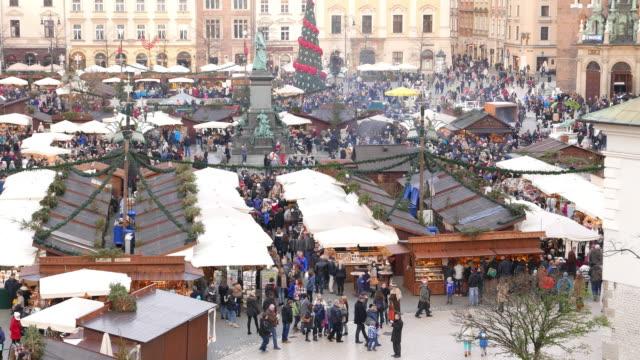 Christmas in Krakow video