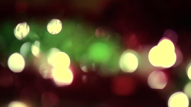 Christmas light bokeh motion christmas bokeh lights Christmas light bokeh motion funky stock videos & royalty-free footage