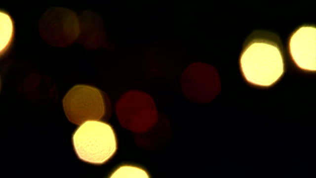 Christmas Lights Defocused video