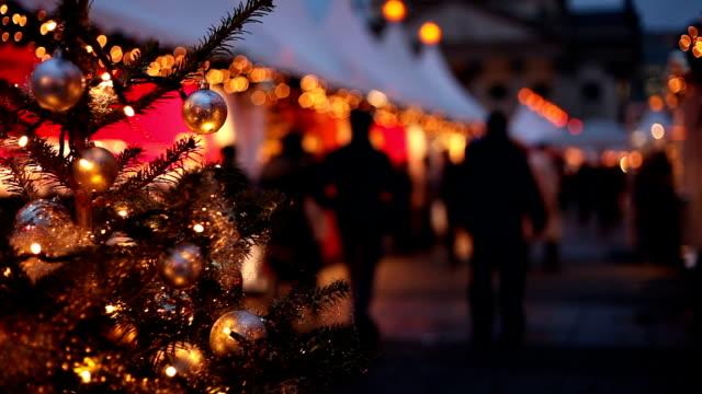 Weihnachtsmarkt – Video