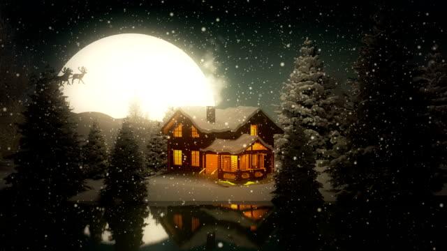 Christmas Night | Lake House