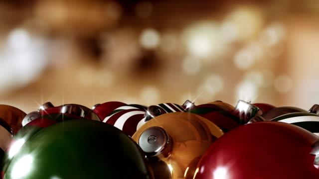 Weihnachten Weihnachtsschmuck/Merry Christmas-englische Redewendung – Video