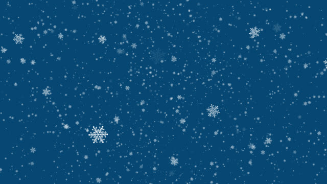 Christmas snowflakes animation Christmas snowflakes animation holiday stock videos & royalty-free footage