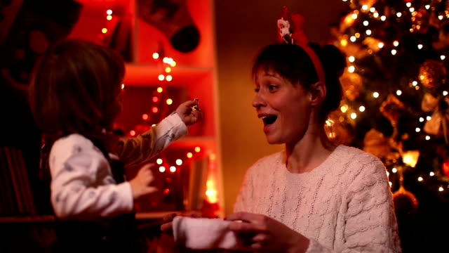 Christmas Sock Surprise video