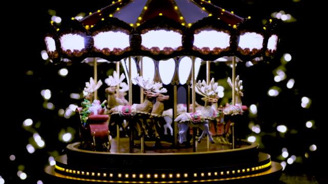 Christmas Toy Carousel