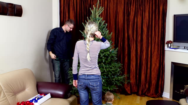 Christmas Tree Decoration video