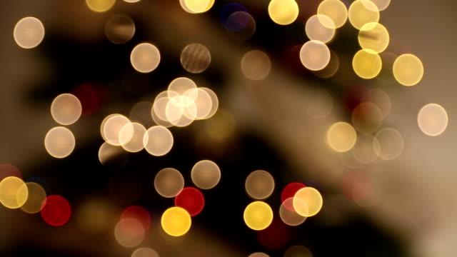 Christmas Tree illumination video