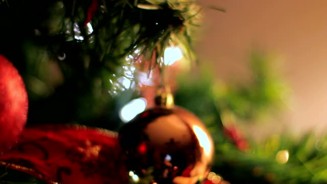 Christmas Tree Ornaments video