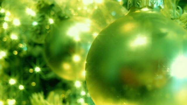 Christmas Tree Sparkles (HD Loop) video