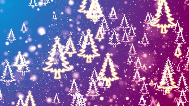 Árboles de Navidad - vídeo