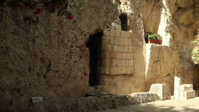 HD Christ's Empty Tomb video