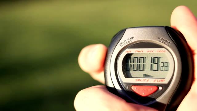 chronometer video