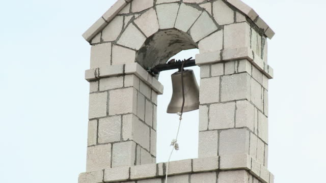 Church bell video