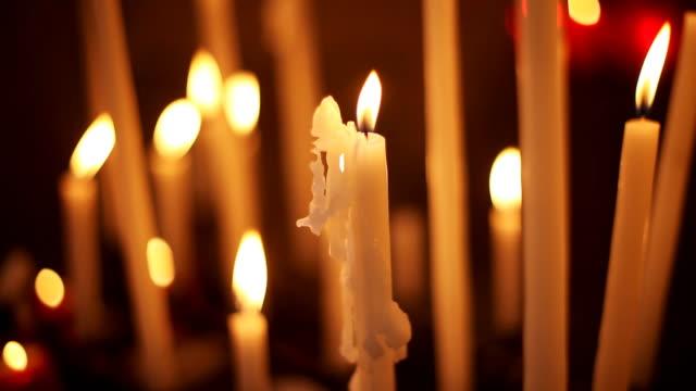 church candles video