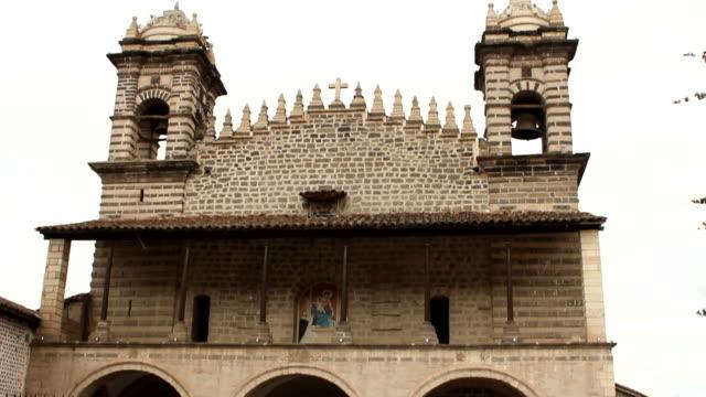 Church in Ayacucho video