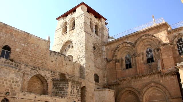 Church of Holy Sepulchre in Jerusalem, Israel video