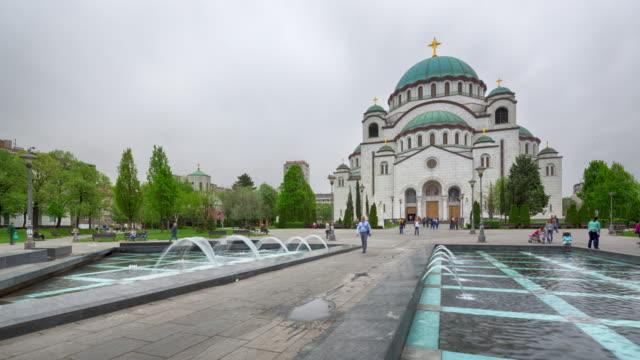 Church of Saint Sava, Belgrade video
