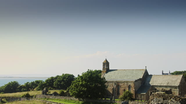 Church of St Mary, Lindisfarne video
