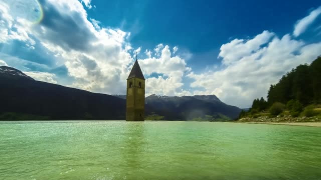 Church under Water Church under Water religious text stock videos & royalty-free footage