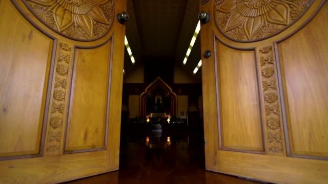 церковь - верующий стоковые видео и кадры b-roll