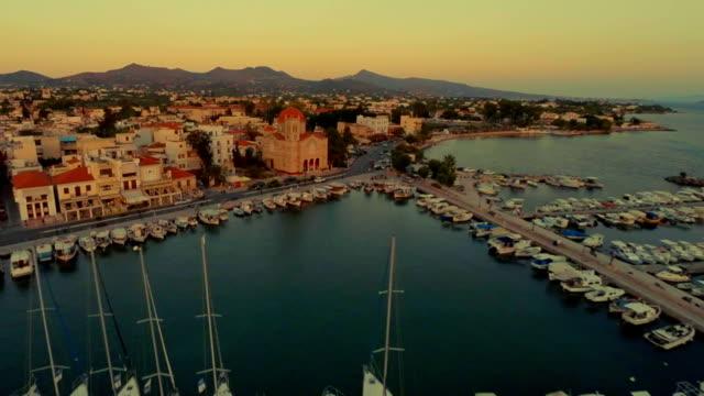 Churches - Aegina - 2 video