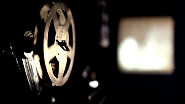 cinema - 投射 個影片檔及 b 捲影像