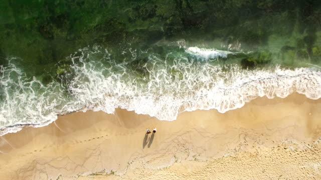 Cinemagraph Beach Aerial View video