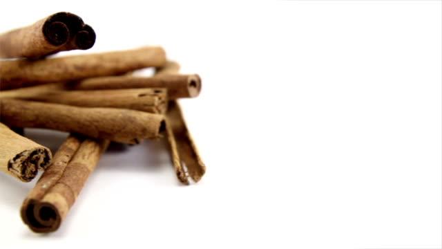 Cinnamon sticks video